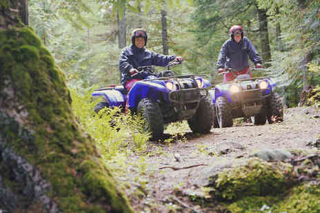 Universal Activity Days - Hour Long Quad Trekking Experience for One  - Save 73%