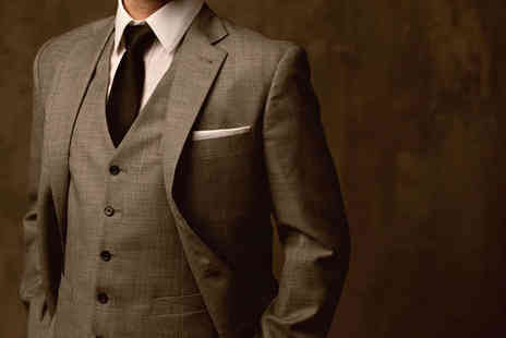 Harris and Zei - Bespoke Two or Three Piece Suit - Save 60%