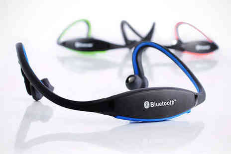 Mobile Heads - Bluetooth Headphones - Save 67%