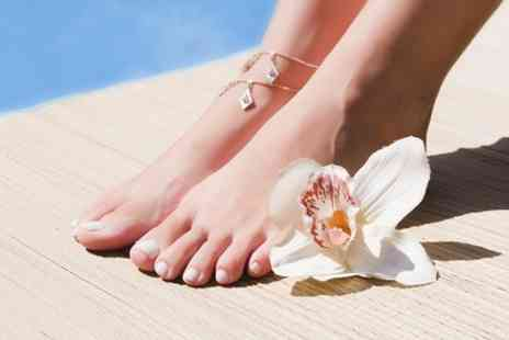 White Cottage Beauty - Foot Spa Treatment - Save 36%