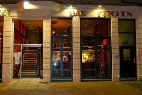 Bank Street Bar Kitchen - Two Course Meal For Two - Save 51%