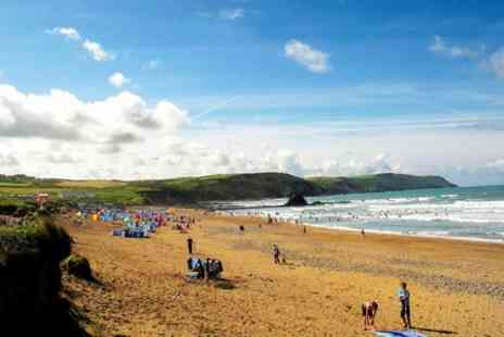 Pentire Haven Holiday Park - Three Night Self Catering Caravan Stay For Up to Four  - Save 50%