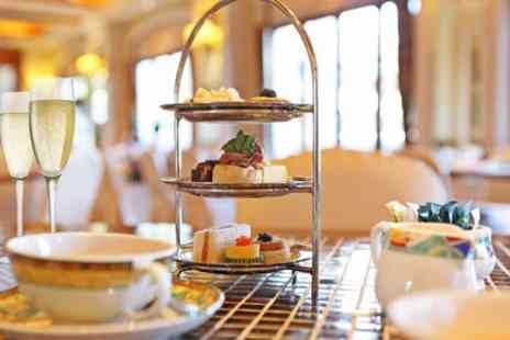 The Wrens Hotel - Sparkling Afternoon Tea For Two  - Save 53%