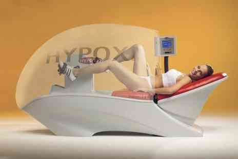 Hypoxi South Woodford - Three HYPOXI Therapy Session - Save 53%