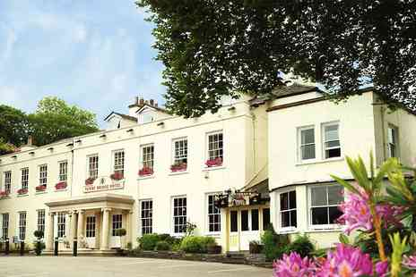 Newby Bridge Hotel - Lake District Two Night Escape including Meals  - Save 52%