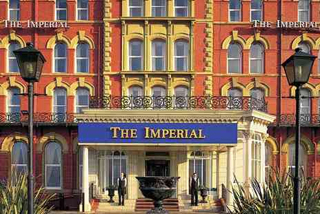 The Imperial Hotel - Spa Day including Massage & Facial - Save 50%