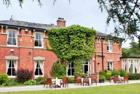 Bartle Hall Hotel - Overnight Lancashire Hotel Stay with Meals - Save 39%