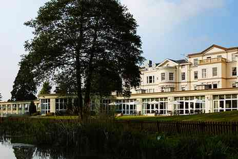 Cheltenham Park Hotel - Spa Day with Massage & Facial  - Save 50%