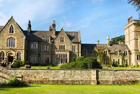 Mellington Hall Hotel - Powys Country Manor Lunch or Afternoon Tea for 2 - Save 57%
