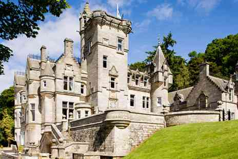 Kinnettles Castle - Three course Sunday Lunch for two - Save 50%