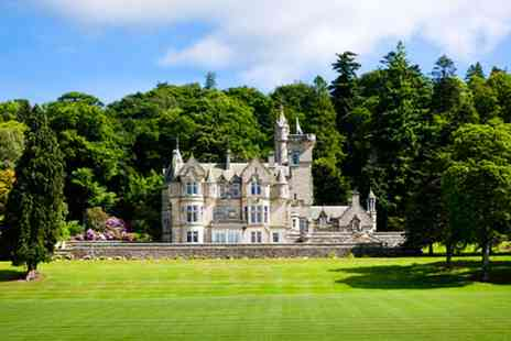 Kinnettles Castle - Seven Course Tasting Menu Dinner - Save 50%