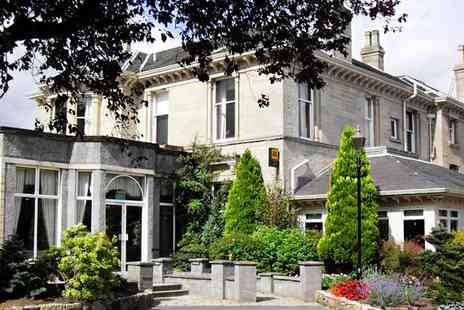 The Grange Manor - Overnight accommodation for two in Grangemouth - Save 62%