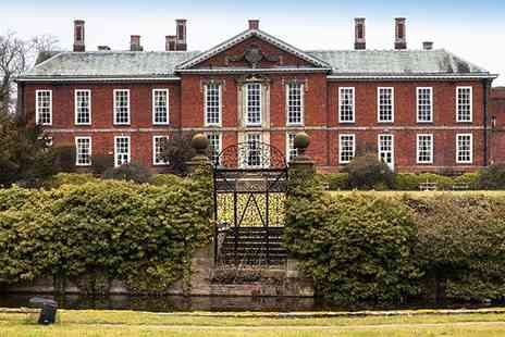 Britannia Bosworth Hall Hotel - One night  Stay for Two in Warwickshire - Save 85%