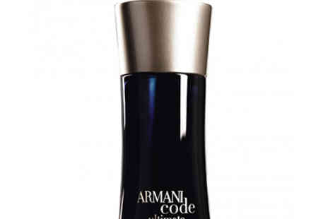 Pure Parfum - Armani Code Ultimate Mens 50ml Spray - Save 43%