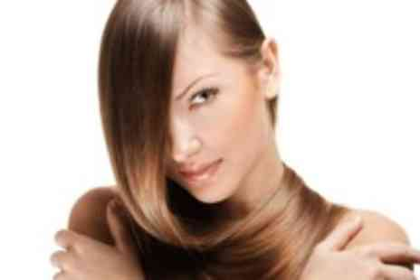 Silver Clip - Brazilian blow dry with keratin - Save 51%