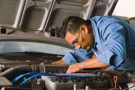 Powerhouse - 50 Point Service With Oil Change and Diagnostics  - Save 55%