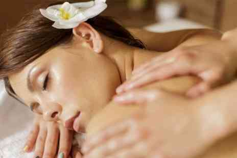 SAVVi Hair Design - Swedish Massage Facial  - Save 57%