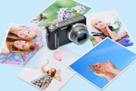 TRUPRINT - Choice of 200 or 500 Photo Prints Including Delivery - Save 67%