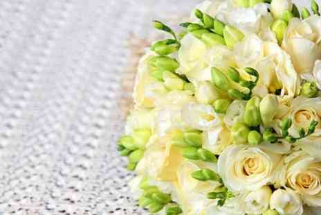 James Clarke Designs - Floral Wedding Package  - Save 69%