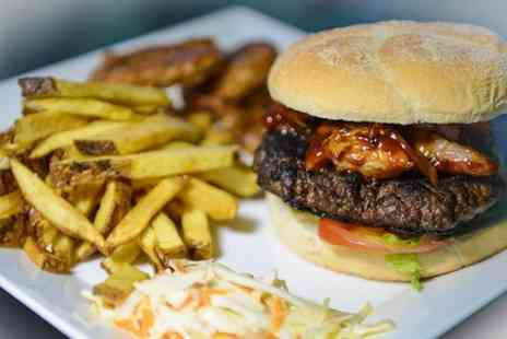 Carters Coventry - Burger and Beer For Two  - Save 55%