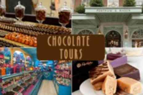Celebrity Planet -  Chocolate Tasting guided walking Tours! Discover history of London or Oxford   Unique & YUMMY Family Days Out - Save 50%