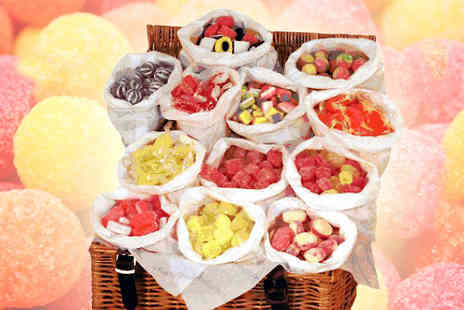 Something Great - Nostalgic Deluxe Traditional Sweet Hamper - Save 50%