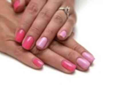 The Polish Lounge - Shellac manicure in Brixton - Save 50%