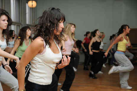 Dream Dancing - Five Zumba Classes - Save 66%