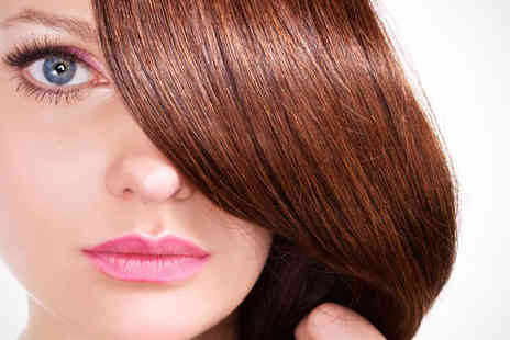 Pattis Hair Boutique - Full Colour with Haircut and Blow Dry - Save 52%