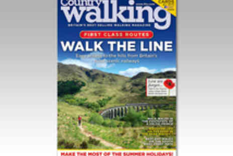 Bauer Consumer Media - Six Month Subscription to Country Walking Magazine - Save 46%