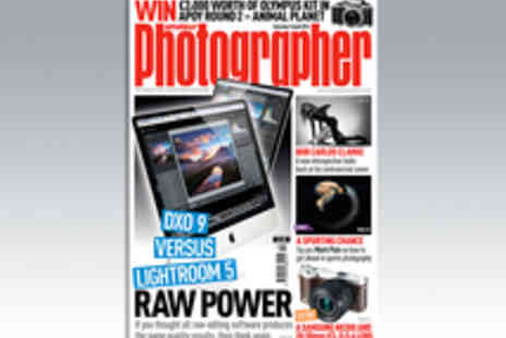 IPC Media - 12 Month Weekly Subscription to Amateur Photographer Magazine - Save 15%