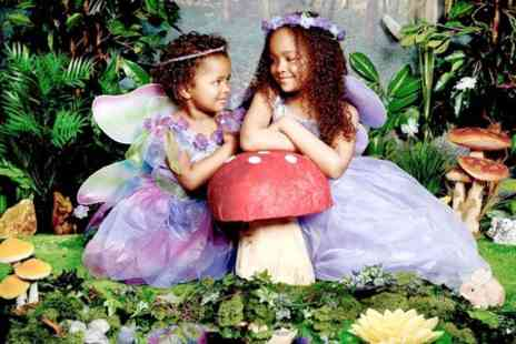 Debbie Wilkinson Photography - Childrens Fairy and Elf Photoshoot  - Save 69%
