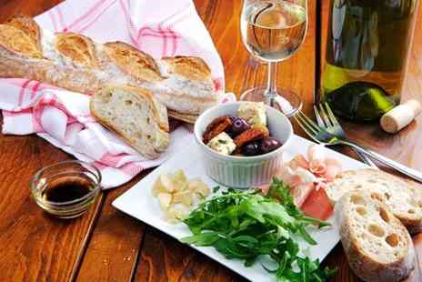 Casa Italia - Tapas and Wine For Two - Save 49%