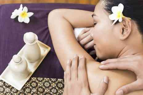 Abis Hair & Beauty Spa - One Hour Massage Facial or Both  - Save 63%