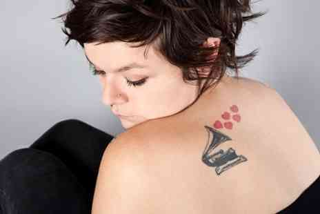 SkinPro Laser Solutions - Four Sessions of Laser Tattoo Removal - Save 72%