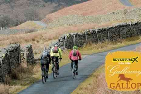 Slate Stinger Sportive  - Galloway Gallop Spectator Ticket  - Save 100%