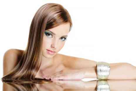 CLOUD9 Salon - Cut and Blow Dry Plus Hot Oil Treatment  - Save 68%