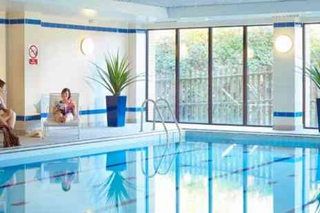 The Hampshire Court Hotel - Spa Pass For Two With Refreshments  - Save 50%