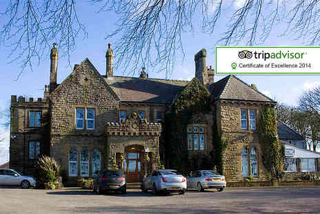 Hunday Manor Country House Hotel - Two night Lake District break for 2 incuding breakfast  - Save 55%