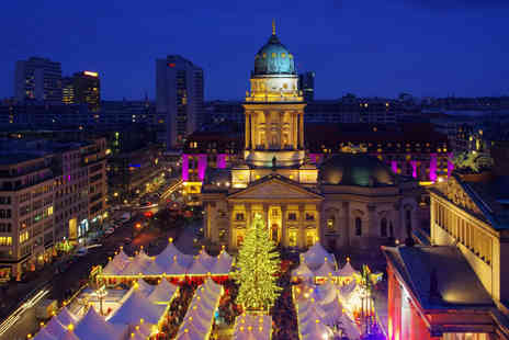iFly Holidays - One night German Christmas market stay incuding flights and breakfast - Save 19%