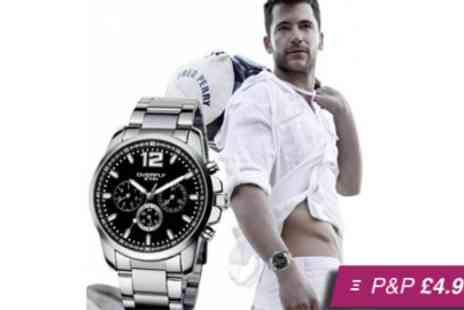 Snippick - Choice from a selection of mens sports watches - Save 62%