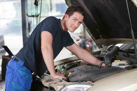 Chalky Whites - 54 Point Winter Car Service With Oil Change - Save 61%