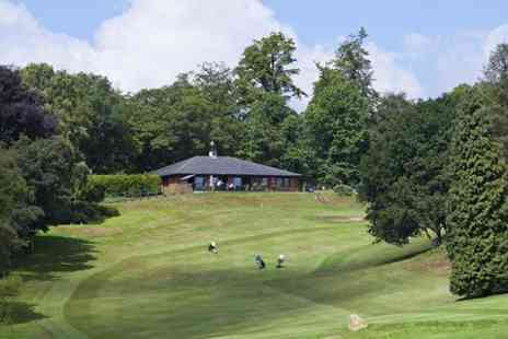 Dorking Golf Club - 18 Holes With Coffee and Bacon Roll For Two - Save 57%