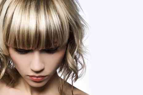Gusto - Highlights or Colour With Blow Dry - Save 54%