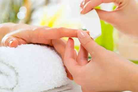 Beauty To You - Manicure and Shellac or Lash Extensions - Save 63%