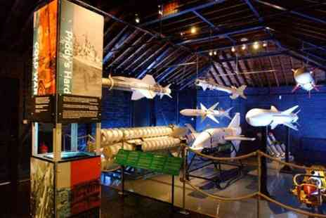 Explosion! Museum of Naval Firepower - Entry For One at  Explosion  Museum of Naval Firepower - Save 60%