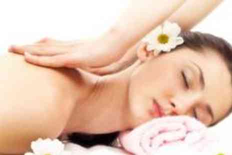 Castlefield Clinic Spa - Pinks Back and Beyond massage - Save 74%