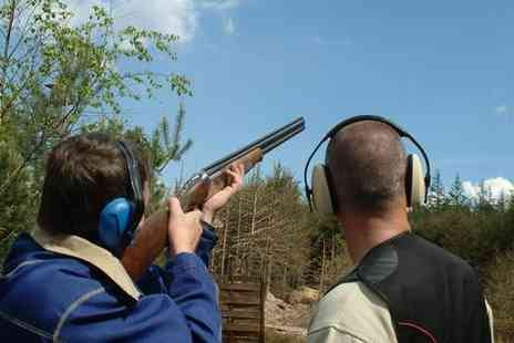 Treetops Sporting Ground - Clay pigeon shooting package  - Save 76%