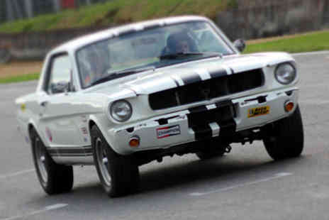 Classic American Muscle - Six mile Mustang Driving experience - Save 51%