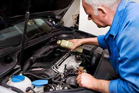 Auto Safety Centre - 54 Point Inspection With Oil Change - Save 56%